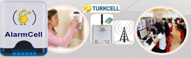 AlarmCell G�venlik Sistemi